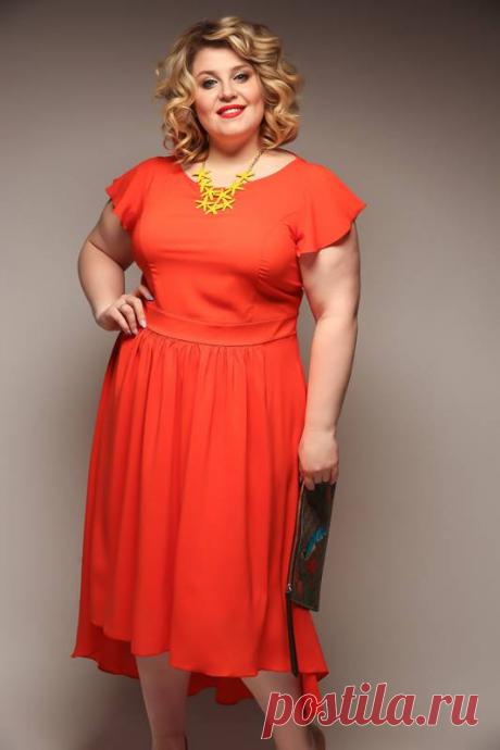 Современные платья, которые подойдут полным женщинам: 5 советов от стилиста Эвелины Хромченко | Жизнь пышки | Яндекс Дзен