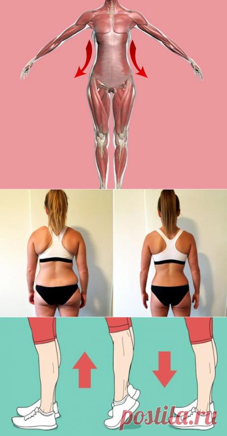 6 минут для похудения: гимнастика военного врача — Калейдоскоп событий