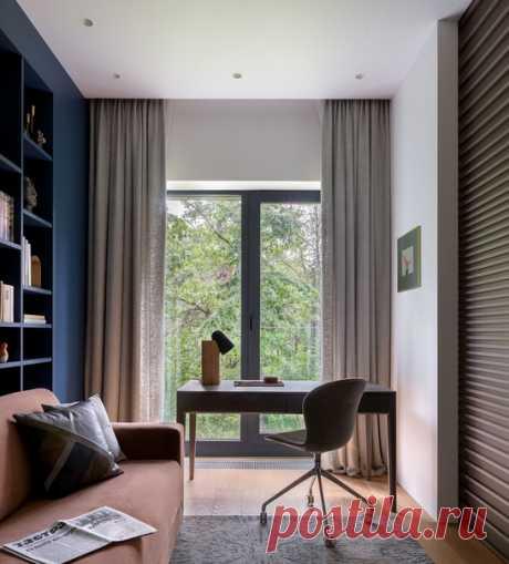Четырехкомнатная квартира, 120 м2 Дизайн: Design Filosofia Смотреть полностью: