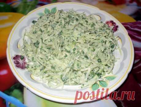 Капустный салат «К обеду» — будете не раз готовить на бис!