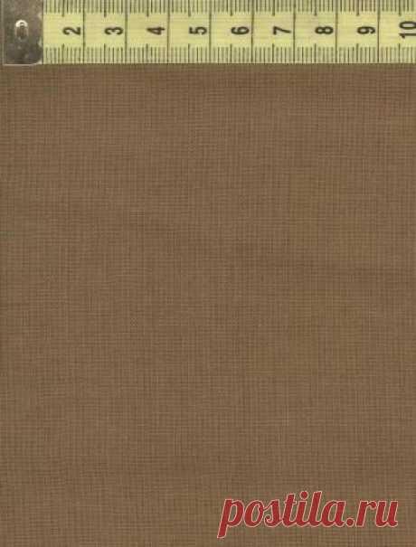 Коттон суприм светло-коричневый 9617-232