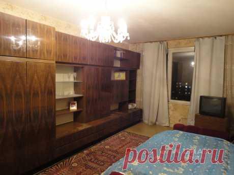 Сдаётся 1-комнатная квартира за 28 000 руб./мес., 38 м.кв., этаж 5/9 СМ. ФОТО. Метро близко. Славян.