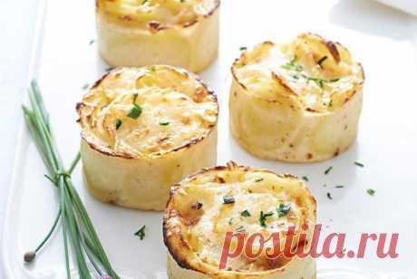 Как приготовить оригинальное блюдо из картошки Язык не поворачивается назвать дофинуа гарниром, хотя он, конечно, необыкновенно хорош с любым мясным блюдом. Однако если вы по какой-либо причине не хотите есть мясо, этот гратен