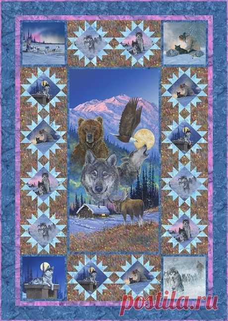 Охотничьи одеяла