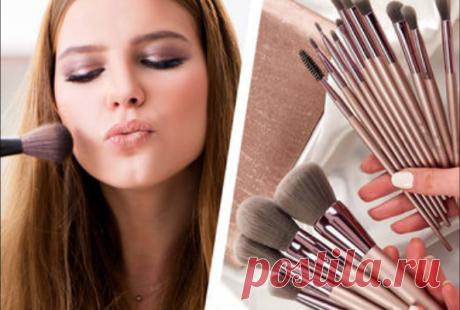 Как выбрать кисти для макияжа – БУДЬ В ТЕМЕ