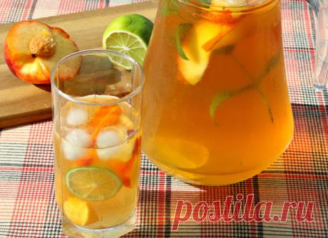 Холодный коричный чай – пошаговый рецепт с фотографиями