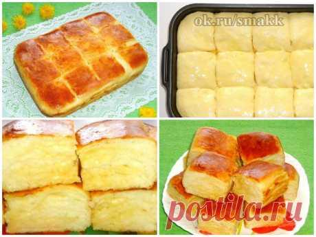 Лучшие кулинарные рецепты : Очень вкусный пирог с сыром