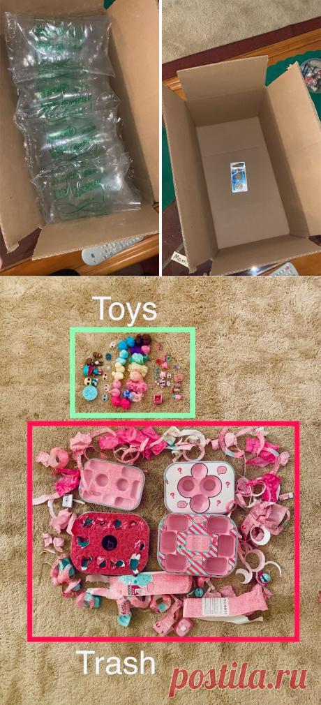 ⛔ 12 странных фото, которые доказывают, что продавцы уж очень любят лишнюю упаковку | SnatchNews - новостной портал