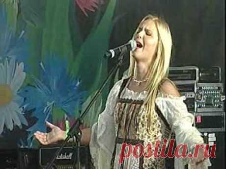 Пелагея - Ой да не вечер (НАШЕствие 2009) (Pelagea)