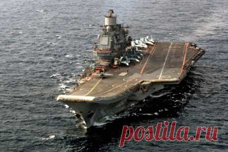 Адмирал Кузнецов Тбилиси (Константин Фролов-Крымский) / Стихи.ру