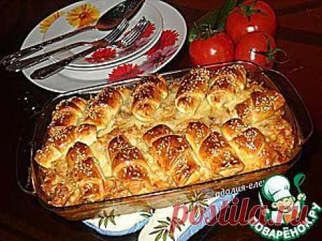 Котлеты с картофелем многослойные - кулинарный рецепт