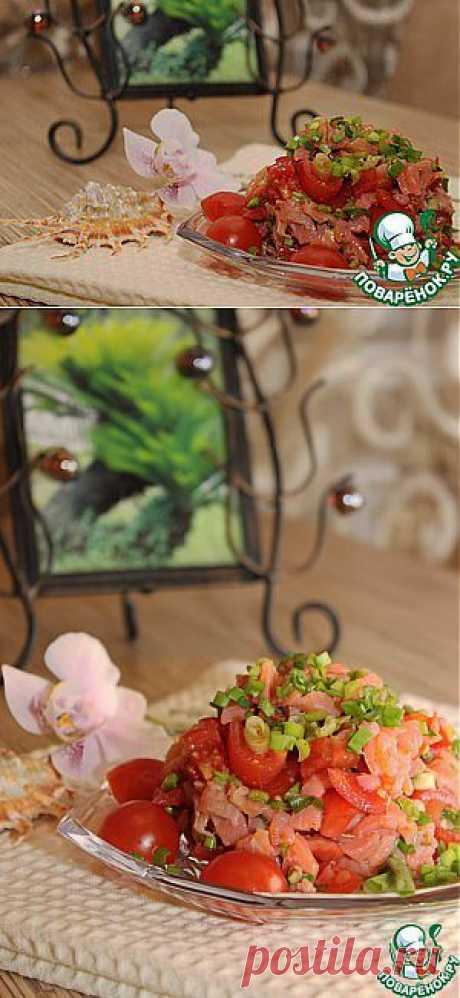 """Салат гавайский """"Ломи-Ломи"""" - кулинарный рецепт"""