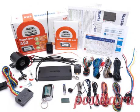 Автосигнализация STARLINE A93 Автосигнализация StarLine A93 с двусторонним типом связи имеет возможность интеллектуального автозапуска двигателя. Есть защита диалоговым кодом управления с ключами 128 битного шифрования, оберегающим от перехвата радиосигнала кодграбберами. Благодаря узкополосному трансиверу автосигнализация чётко работает в экстремальных условиях городских радиопомех.