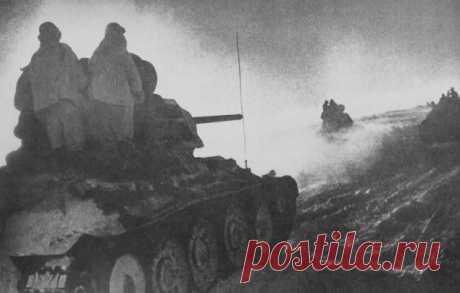 Операция «Большой Сатурн»: как Сталин хотел разгромить Германию в 1943 году | Русская семерка