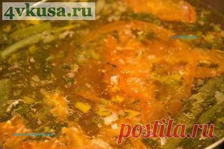 Суп фасолевый. Оригинальная лайт-версия. | 4vkusa.ru