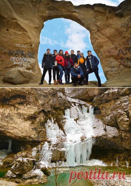 Кольцо-гора и Медовые водопады, экскурсии из Кисловодска, Минеральных Вод; Пятигорска, трансфер