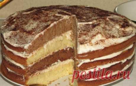 Торт Сметанник - любимый торт. Сметанник - очень вкусный и нежный торт. Готовить его легко и быстро. Кушать с чаем и удовольствием :). ИНГРЕДИЕНТЫ: ● 2 яйца, ● 1ст.сметаны, ●