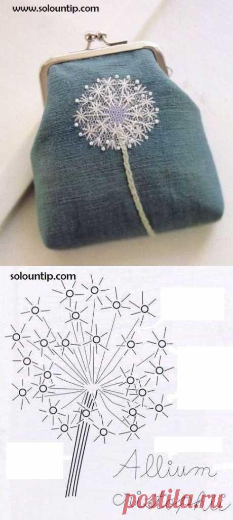Suéter con diente de león y no solo - Hágalo usted mismo, ideas para la creatividad - Ideas de bricolaje