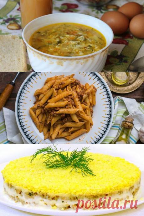10 советских рецептов, от которых у вас потекут слюнки