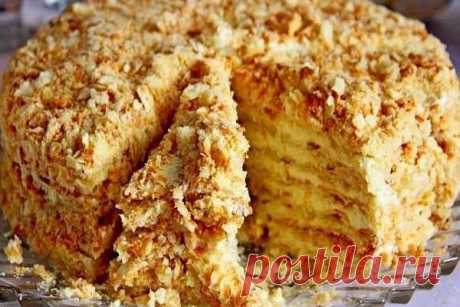 Самый вкусный торт без выпечки. Справится любая хозяйка | Краше Всех Торт — это главное десертное блюдо для любого праздничного стола.Приготовление и оформление торта — непростая задача даже для опытного кулинара. Однако сегодня мы хотим поделиться с вами рецептом вкусного и невероятно простого в изготовлении торта без выпечки. Ингредиенты: мука — 3 стакана для теста и 3 ст.л. для крема сгущенка — 1 банка яйцо — 3 шт сода — 1 ч.л. уксус — 1 ч.л. молоко — 750 мл сливочное ...