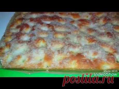 Сахарный пирог...Рогалики с яблоками