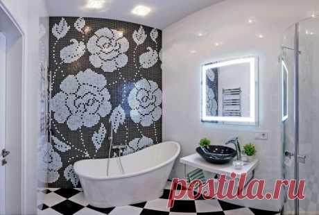 Дизайн ванной в современном стиле: особенности, фото в интерьере