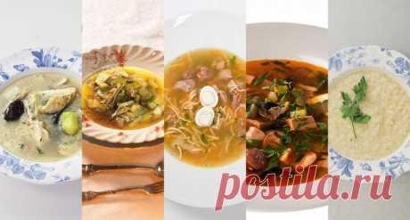 Суп как выход из похмелья – «Еда»