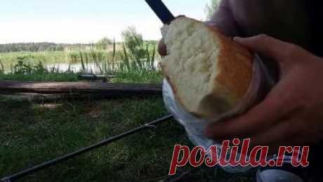 Действительно интересный и очень удобный способ насадки хлеба на крючок | KORDON13.RU - про рыбалку | Яндекс Дзен