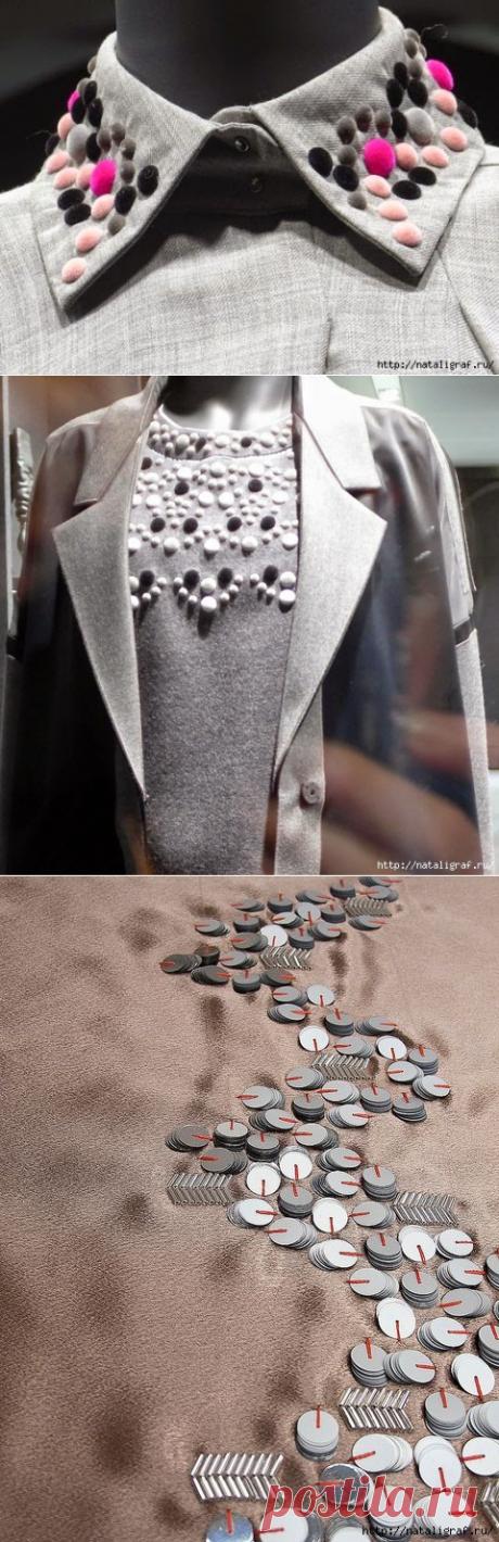 Одежда: интересные детали