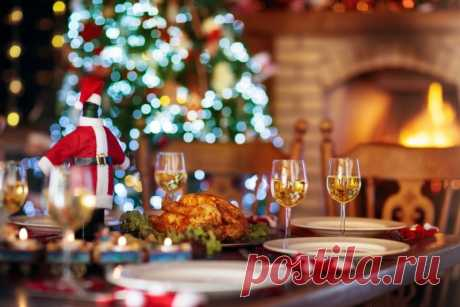 Рождественские блюда: рецепты от Шефмаркет