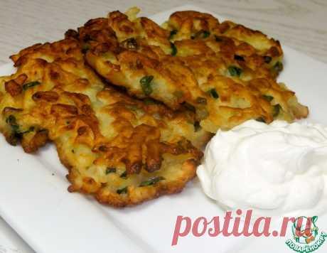 Вкусный завтрак из картофеля – кулинарный рецепт