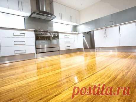 Какой материал самый прочный для отделки пола на кухне — Строительство и отделка — полезные советы от специалистов