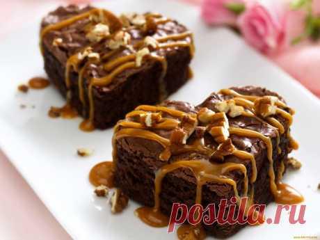ТОП-10 рецептов восхитительных шоколадных десертов, которые можно приготовить за 10 минут