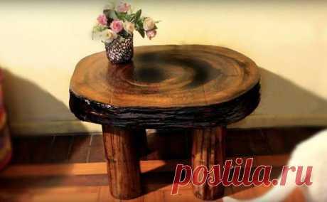 Бюджетный стол из картон Небольшие столики часто ставятся в гостиной. На них можно расположить вазу с цветами или чайник с чашками, если в гости заглянули друзья. Чаще всего их делают из дерева, но есть куда более бюджетный и...