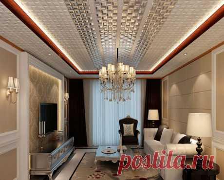 Выбираем тип кассетного потолка - строительство, ремонт, дизайн, интерьер