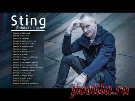 Sting grandes Exitos [Full album] - Las mejores canciones de Sting