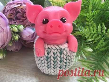 Мыловарение - Свинка в мешочке