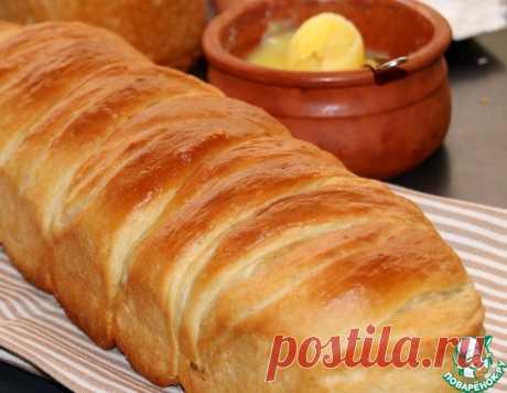Хлеб с топленым маслом Гхи – кулинарный рецепт