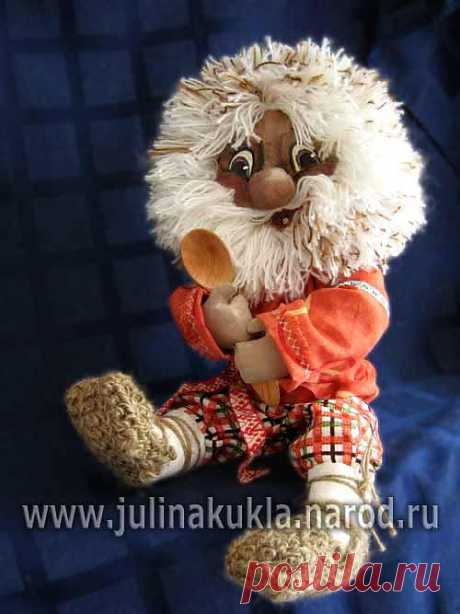 Шьём кукол своими руками - мастер классы Юлии Омилаевой