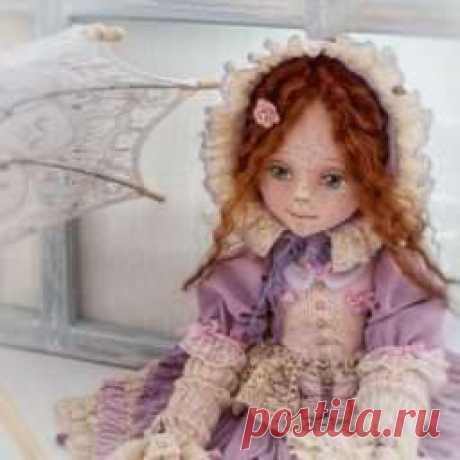 Коллекционные куклы от подмосковной художницы | Краше Всех