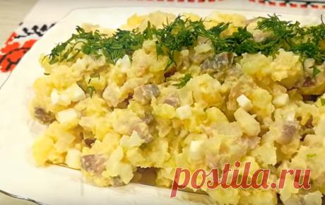 Салат - закуска из сельди по-литовски Предлагаем вам рецепт вкуснейшей закуски-салата. Для приготовления мы будем использовать слабосоленую сельдь. Ее можно приобрести в магазине, но блюдо получится намного вкуснее, если вы замаринуете рыбку сами, по...