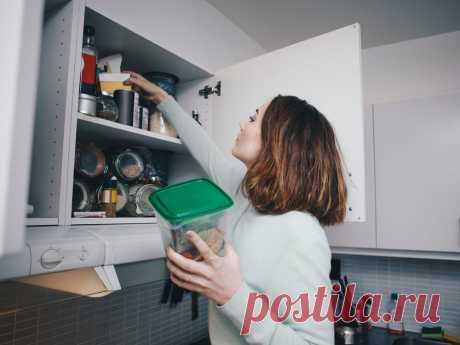 Организовать кухонное пространство: что сделать, чтобы начать новую жизнь