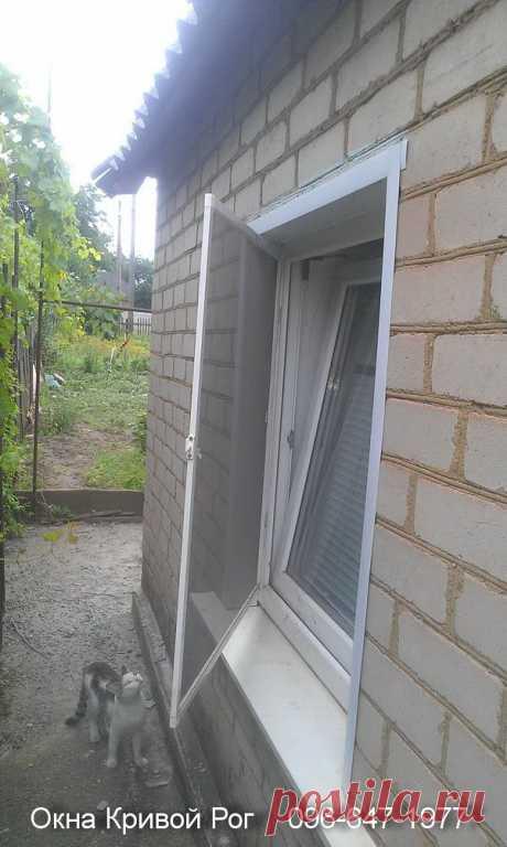 Окна для села из Кривого Рога | Недорогая цена! Купить окна 096-647-1977