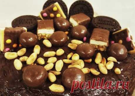 (13) Пражский торт - пошаговый рецепт с фото. Автор рецепта Дарья . - Cookpad