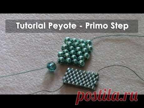 Tutorial Peyote - Primo Step