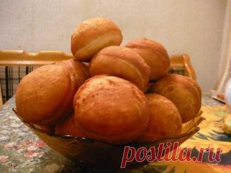 Пончики «вкуснющие» с начинкой — Фактор Вкуса
