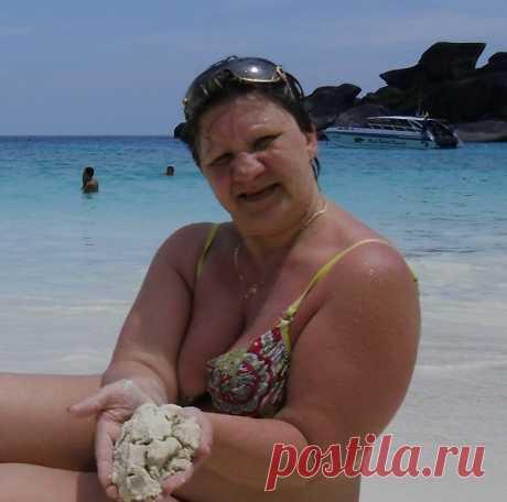 Татьяна Сокольникова