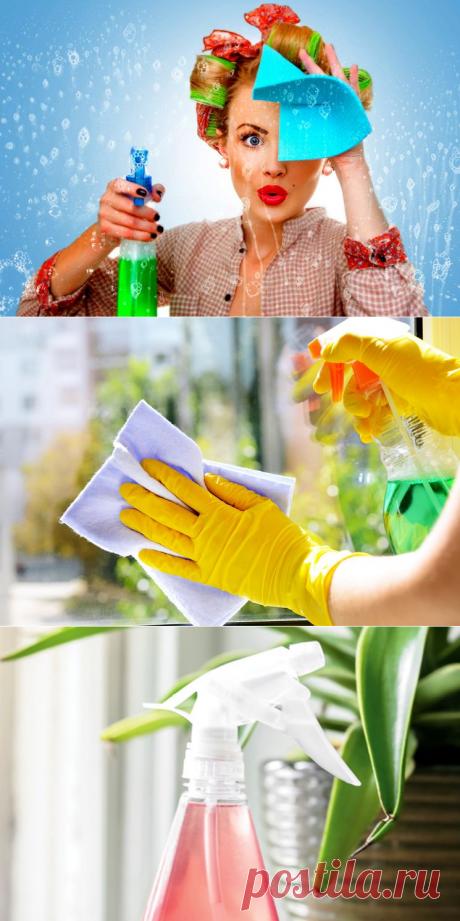 Чем лучше мыть стекла и зеркала?  Вопрос, который думаю волнует каждую хозяйку, — чем же лучше мыть стекла и зеркала?  Особенно, когда солнечных дней больше и длятся они дольше, подчеркивая каждое пятнышко или пыль на стеклянных поверхностях в нашем доме.  Разберемся, чего именно мы ждем от стеклоочистителей: первое — это удалить жир и загрязнения, особенно если это кухонное окно или зеркало