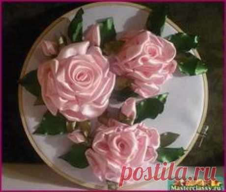 Вышиваем восхитительную розу лентами Вышиваем восхитительную розу лентамиВышиваем восхитительную розу лентами, чтобы порадовать друзей и родных.