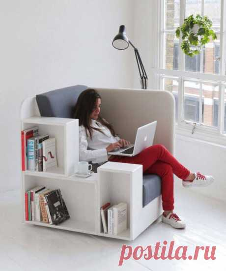 Я в восторге от такого кресла :-)